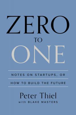 """vous envoyez le résumé complet du livre """"Zero to One – Peter Thiel"""""""