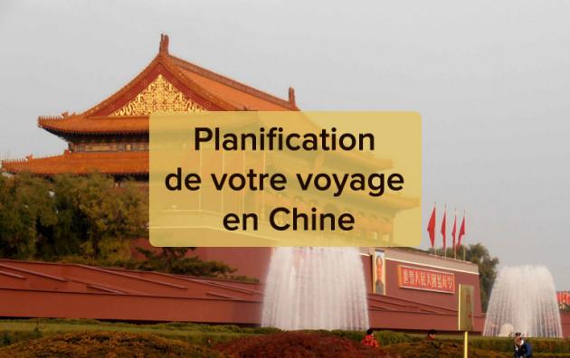vous aider à préparer un voyage authentique en Chine