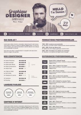 créer votre CV