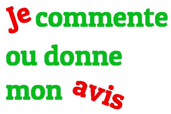 commenter votre blog, Youtube ou post facebook