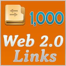 créer 1'000 backlinks Web2.0 HQ