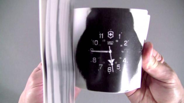 transformer vos gif en images :  Flipbooks imprimable