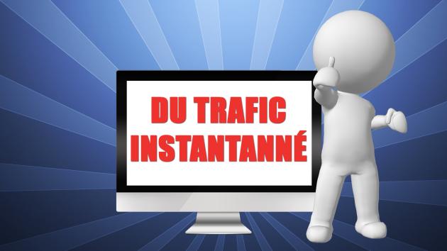 vous envoyer 5000 Visiteurs des Pays Francophones sur votre site web ou blog
