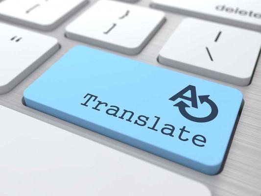 traduire vos documents de 500 mots de l'anglais vers le français et inversement