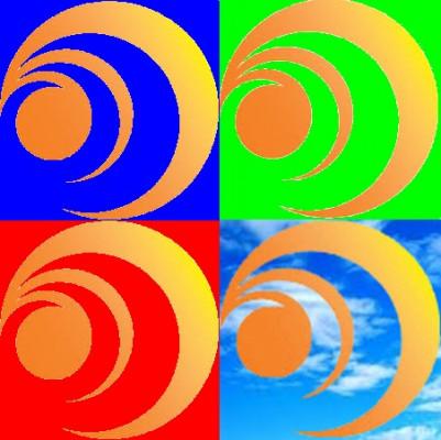 changer la couleur de fond de 1 à 5 photos par une autre couleur ou fond transparent