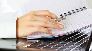retranscrire un document manuscrit en fichier informatique