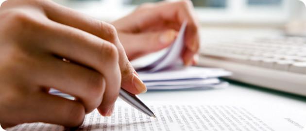 rédiger toutes sortes de documents