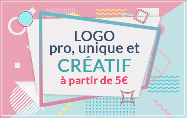 créer votre logo Design, Professionnel et Unique