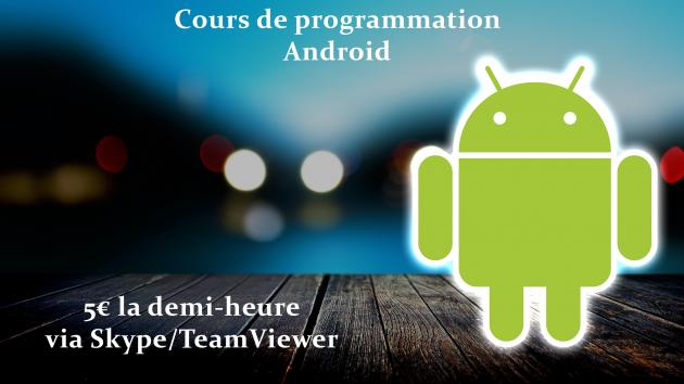vous apprendre à programmer sur Android