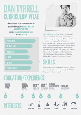 rédiger et mettre en page votre CV