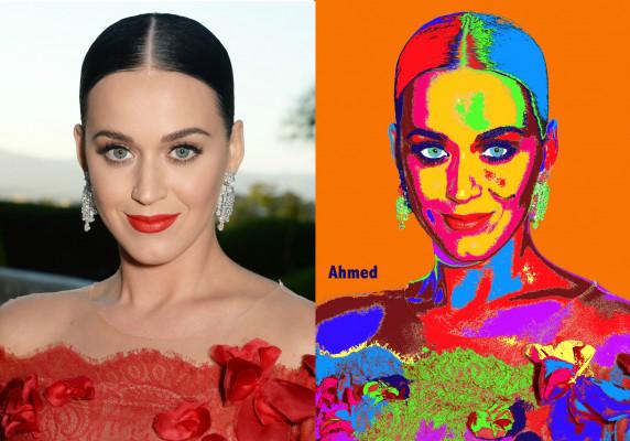 """vous créer votre portrait """"Pop art"""" à partir de votre photo"""