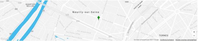intégrer la localisation de votre entreprise google maps sur votre site