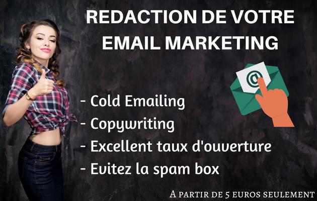 vous aider à rédiger un email marketing percutant