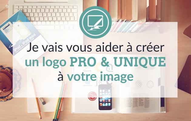 vous aider à créer un logo PRO et UNIQUE à votre image