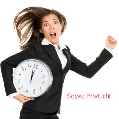 donner Trente conseils pour garder le cap de la productivité