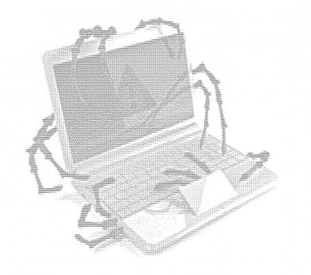 faire votre avatar ou image en ASCII