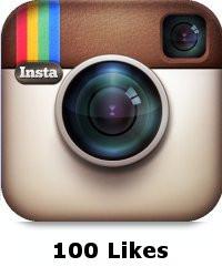 vous suivre sur instagram et liker 100 photos
