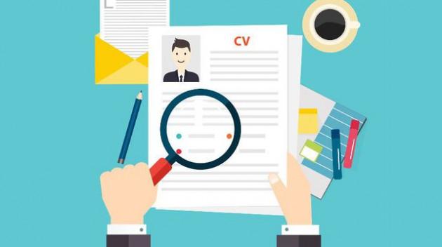 écrire votre CV/ lettre de motivation