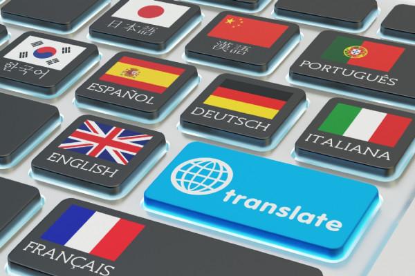 je vais traduire vos textes en anglais ou en fran u00e7ais pour 5