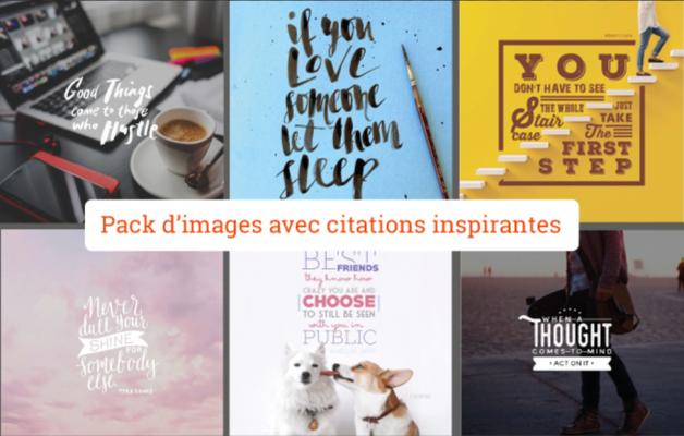 vous envoyer 99 citations en images de haute qualité