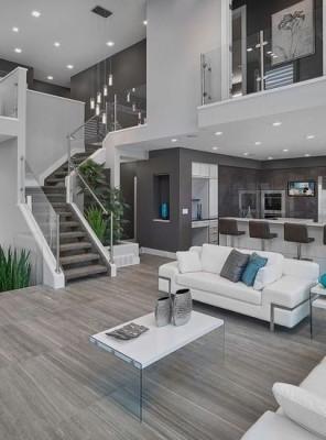 faire un rendu (décoration) intérieur de votre maison