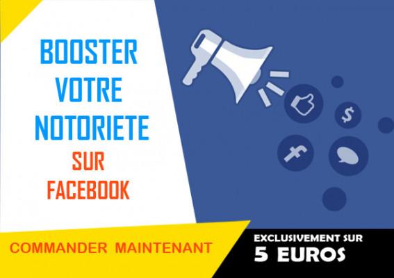 rendre votre entreprise populaire sur Facebook