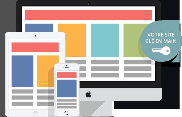 créer votre site vitrine avec hébergement offert