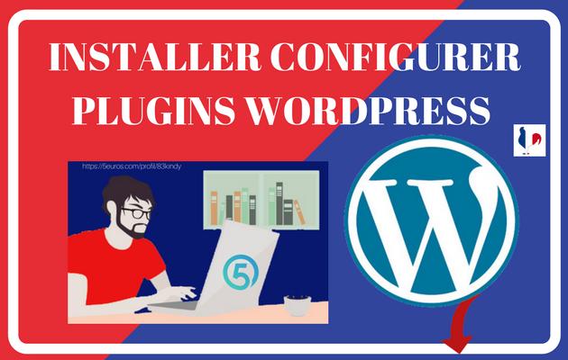 installer configurer plugins Wordpress sur vote site