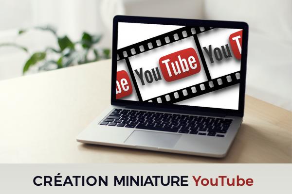 créer vos miniatures Youtube