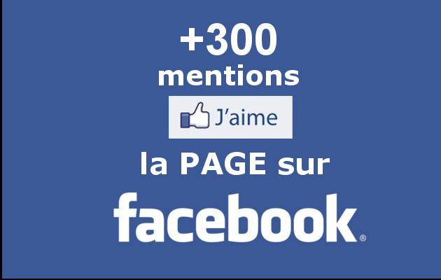 vous fournir 300 fans REELS pour votre PAGE Facebook