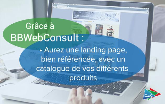 créer votre carte de visite en ligne ou page web de présentation