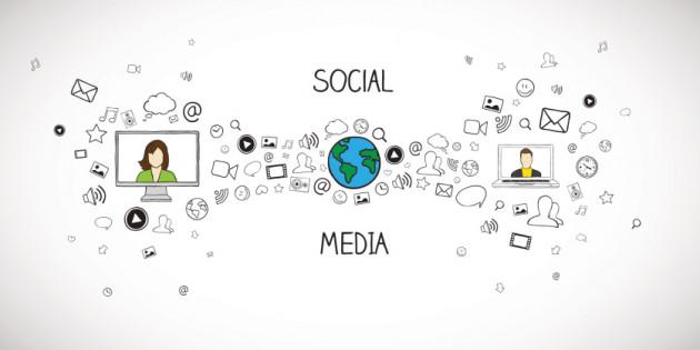 créer votre page de réseau social professionnel (Facebook, Linkedin, etc)