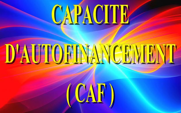 calculer votre Capacité d'Autofinancement