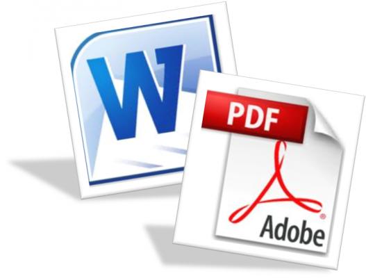 Convertir vos documents pdf en word et vice versa