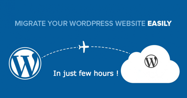 sauvegarder, migrer votre site wordpress