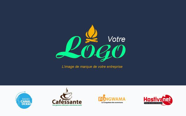 concevoir votre logo, image de marque de votre entreprise