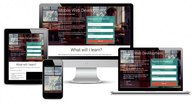 créer un site web  professionnel facile à gérer
