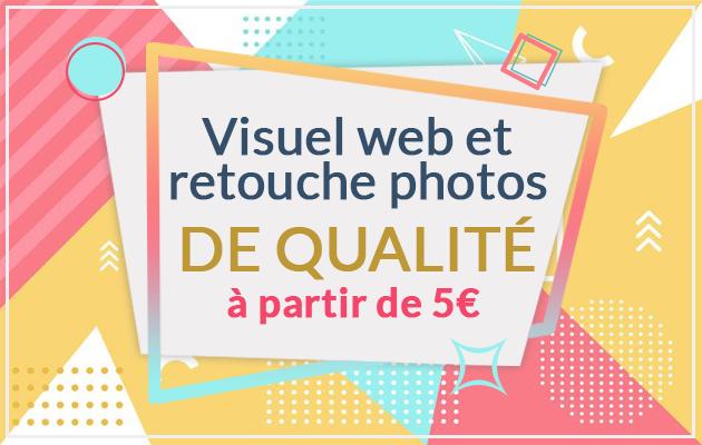 retoucher vos photos ou créer un visuel unique