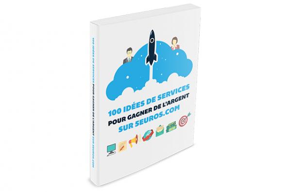 vous donner 100 idées de services pour gagner de l'argent sur 5Euros