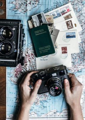 vous aider à organiser votre voyage (transport, hébergement, activités, ...)