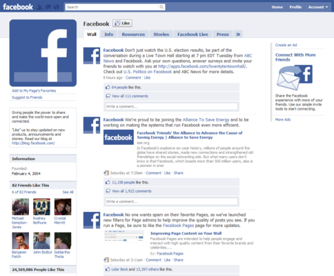 créer et paramétrer votre profil ou page facebook professionnelle