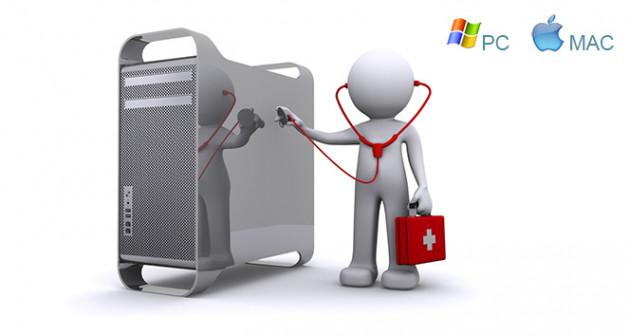 dépanner votre pc, installer ou faire des reglage d'un logiciel