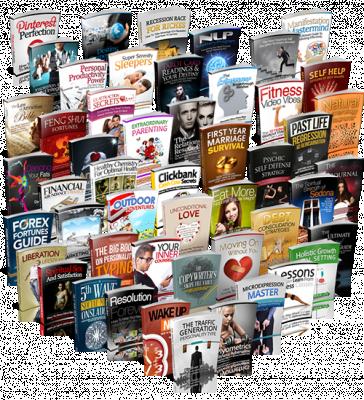 vous offrir un pack de 780 ebooks avec droit de revente total