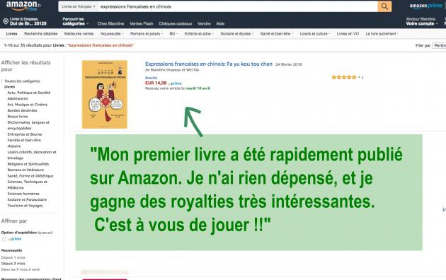 """vous livrer mon PDF """"comment publier votre premier livre sans frais"""""""