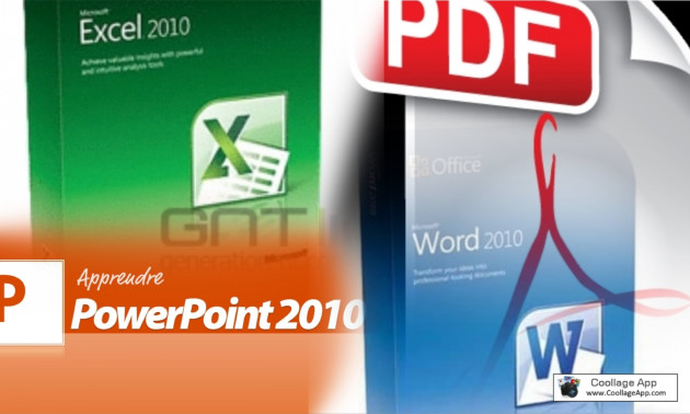 convertir vos fichier MS(word,excel,publisher) et Jpeg en PDF