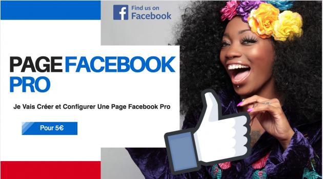 créer et Configurer une Page Facebook Professionnelle