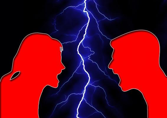 vous aider à résoudre un conflit avec quelqu'un