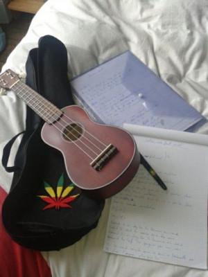 vous écrire une chanson