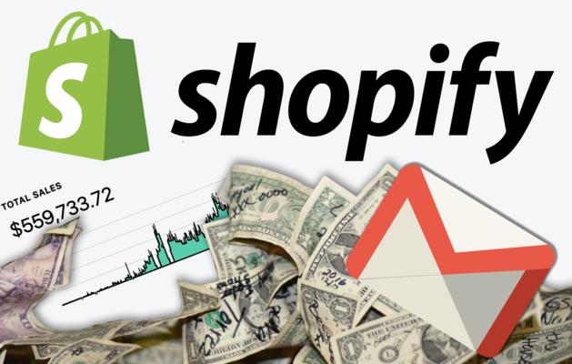 configurer un système d'emailing pour BOOSTER vos ventes Shopify