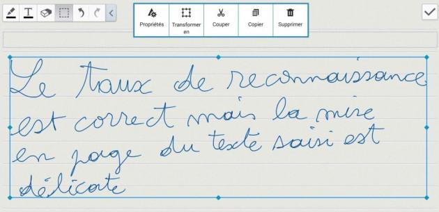 recopier vos textes manuscrits avec word ou retranscrire vos fichiers audio